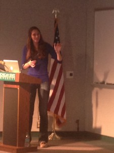 Sarah Flowers presentation 6309