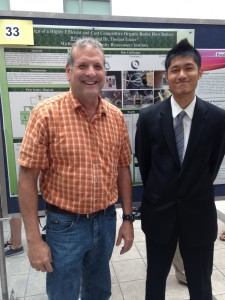 6715 Brian Chiou and Tom Guarr poster